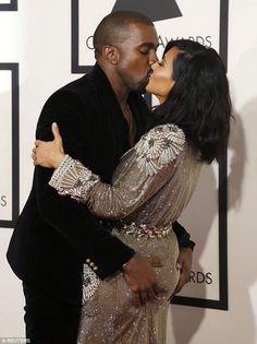 Kimye on Grammys