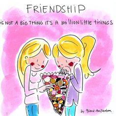 Friendship - by Blond-Amsterdam