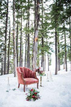 Mt. Hood Wedding Inspiration