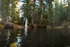 Pine Colorado wedding