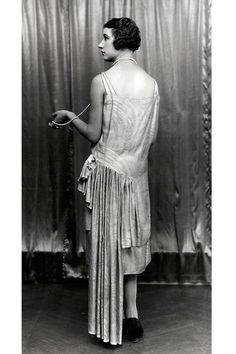 Dress by Paul Poiret, 1927.
