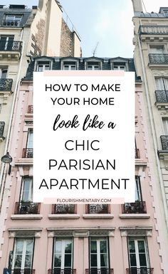 Parisian Apartment Decor Secrets To Steal For A Chic Home What is it about french style that's so alluring? They nail fashion like no other, so it's no surprise that Parisian apartment decor is just as spectacular. French style apartments really are a… Parisian Decor, Parisian Chic Style, How To Be Parisian, Parisian Room, Parisian Bathroom, French Bathroom, French Apartment, Apartment Chic, Paris Apartment Decor