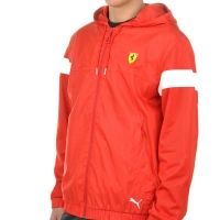 335b2106ea46 Scuderia Ferrari Lightweight Windbreaker Jacket - Men - Red. F1 Boutique ·  F1 merchandise to wear