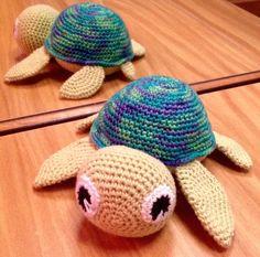 Lille skildpadde