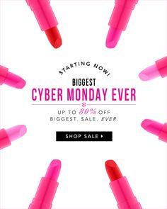 BH Cosmetics Cyber Monday Sale - Paperblog