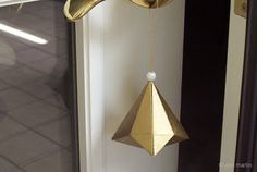 all things paper: Folded German Bell Tutorial