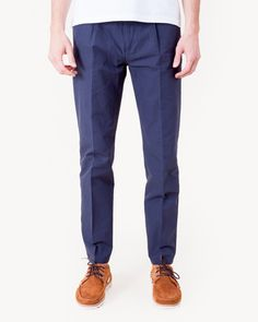 Corps Pant in Navy