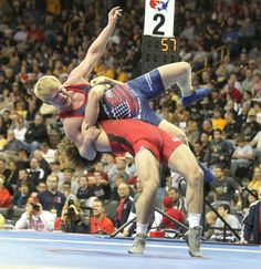 Iowa Hawkeyes news, game analysis, stats, photos, videos - Hawk Central Olympic Wrestling, College Wrestling, Wrestling Quotes, Men's Wrestling, Fight Club Workout, Olympic Equestrian, Olympic Trials, Dynamic Poses, Michael Phelps