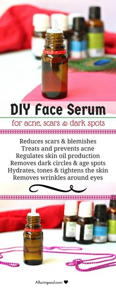 DIY face serum is the only way to nourish your skin because it has essential oils like lavender, tea tree, frankincense and other oils which is a natural blessing for your beautiful skin. Check out how i made my skin free from acne, glowing and hydrated. Beauty Care, Diy Beauty, Beauty Tips, Beauty Skin, Beauty Hacks, Beauty Products, Homemade Beauty, Beauty Ideas, Beauty Secrets