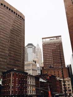 New York #newyork#travel#NY#manhattan#empirestatebuilding Manhattan, Skyscraper, Multi Story Building, Journey, New York, Travel, Skyscrapers, New York City, Viajes