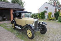 1922 Citroen Type C 'Cloverleaf' Tourer  Chassis no. 62.2.97 Engine no. 5758