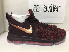 brand new 6d21a 88fe0 promo code for nike kd 9 wine gold 94a32 5a2ff