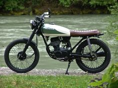 Image result for honda cgl 125 BRAT