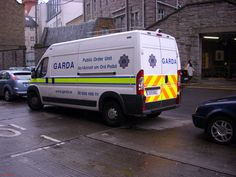 "The extended slán abhaile (""slaan aval"") is used by the host and means ""safe homewards"". Other forms are slan agat and slan leat, all meaning ""good bye"". Police Cars, Police Vehicles, Erin Go Bragh, Police Uniforms, Emergency Vehicles, Ireland Travel, Law Enforcement, Countries"