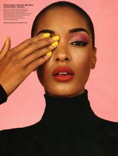 isisloveforever:  Jourdan Dounn for i-D Magazine