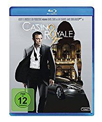 James Bond Hotspots London: James Bond - Casino Royale [DVD & Blu-ray]