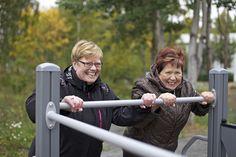 """#Seniorielämää Eloisa-kodissa: """"Kun talossa on samassa elämäntilanteessa olevia, löytyy juttelu- ja lenkkiseuraa aina."""" #seniorikoti #senioriasunto"""