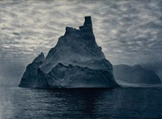 A photograph by Frank Hurley, early 20th century.