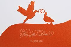 FPO: Sophie and Peter Wedding Invitation