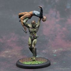 What are you doing Malifaux? Steampunk, Horror, Miniatures, Painting, Painting Art, Rocky Horror, Paint, Draw, Mockup