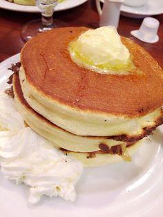 Des pancakes  je crois que je vais aller faire des pancakes haha