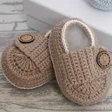 Crochet booties pattern free is one of the most popular crochet patterns. Booties are such as a cute and sweet gift for a baby shower or baby gift, especially if you made it by yourself. Baby booties are easy and… Continue Reading → Baby Booties Knitting Pattern, Crochet Shoes Pattern, Baby Shoes Pattern, Crochet Baby Boots, Shoe Pattern, Crochet For Boys, Free Crochet, Boy Crochet, Hand Crochet