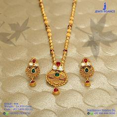 Indian Gold Jewelry Near Me Mens Gold Jewelry, Gold Jewelry Simple, Gold Rings Jewelry, Gold Jewellery Design, Pendant Jewelry, Bridal Jewelry, Simple Necklace, Gold Necklace, Designer Jewelry