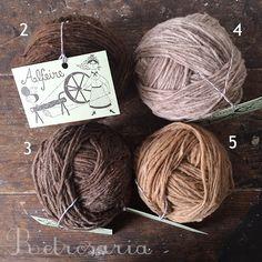 Alfeire – Retrosaria Sheep Breeds, Yarn Bombing, Wool Yarn, Knit Crochet, Portuguese, Portugal, Knitting, Pattern, Ideas