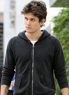 John Mayer: Let's be honest.... he is so attractive.