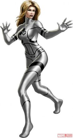 Future Foundation Invisible Woman (alternate costume) #Marvel: Avengers Alliance