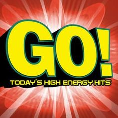 Go! Today's High Energy Hits (3 Discs) - It's time to get up and...GO! We've jammed 50 of the hugest high energy dance hits on 3 pulse pounding CDs.