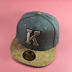 Stylish Letter K Embroidery Herringbone Pattern Hip Hop Baseball Cap #shoes, #jewelry, #women, #men, #hats, #watches