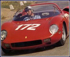 Ludovico Scarfiotti su Ferrari 250 P Targa Florio 1963 Sports Car Racing, Racing Team, Drag Racing, Sport Cars, Auto Racing, Ferrari Racing, Ferrari Car, Nascar, Vintage Racing