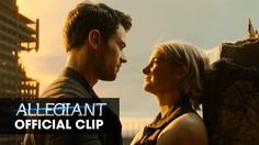 #FourTris reaches new heights in the FIRST clip from The Divergent Series: #Allegiant. Get your tickets in ONE WEEK - RSVP now: divergentseri.es/TixRSVP