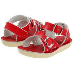 c7fda05a51cc My all time favorite sandal for girls. I raised my daughter on these and  bought every year for her. Salt Water Sandal by Hoy Shoes - Sun-San -  Sweetheart ...