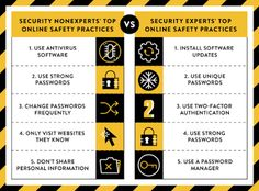Google Online Security Blog: New research: Comparing how security experts and non-experts stay safe online