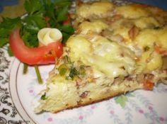 Torta -Pizza r�pida de sardinha - Veja mais em: http://www.cybercook.com.br/receita-de-torta-pizza-rapida-de-sardinha.html?codigo=14043