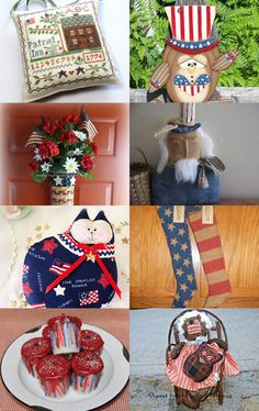 Oh Beautiful...America!! A TeamHAHA production by Tracy Few on Etsy--Pinned with TreasuryPin.com