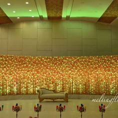 Looking for Wedding backdrops? Melting flowers provide the most unique designs in Backdrop decorations mixed with appropriate lighting for the best photography. Contact us to know the best backdrops suitable for your wedding. Wedding Draping, Wedding Stage Design, Wedding Reception Backdrop, Wedding Stage Decorations, Backdrop Decorations, Flower Decorations, Backdrops, Wedding Venues, South India