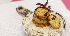 Galleta de Avena y Arándano Osvaldo Gross, Camembert Cheese, Muffin, Dairy, Gluten Free, Cookies, Baking, Breakfast, Desserts