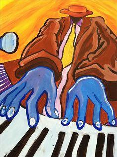 Rhythm Reunion - Joseph Holston | The Harlem Renaissance ...