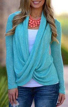 Cross Pullover Sweater ==