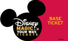 Disney Tickets, Walt Disney Orlando Ticket Best Price, Cheap Disney Ticket Florida