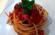 Le grandi paste regionali   Umbria: spaghetti al rancetto