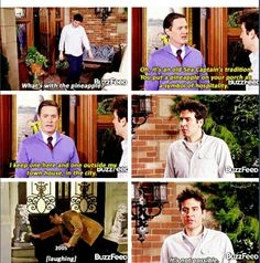 deleted scene. How I Met Your Mother #himym