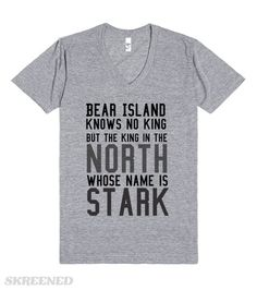 Bear Island, Game of Thrones