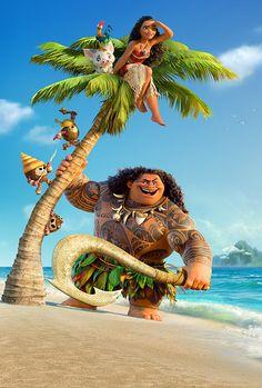 Walt Disney Pictures - Oceania [Original: Moana]