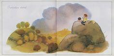 El otoño / Ulises Wensell, J.M. Parramón. Barcelona: Parramón, 2001. (Primera biblioteca de los niños). #bibliotecaugr #exposiciones #caducasyperennes #literaturainfantil