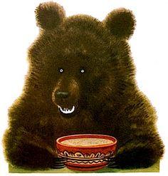Feodor Rojankovsky for Goldilocks and the Three Bears