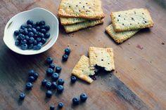 The 20 Best Blueberry Recipes Around via Brit + Co.